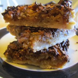 Pecan Turtle Pie Bars Recipe