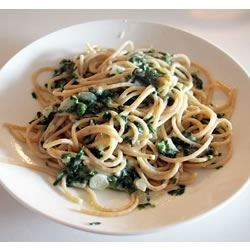 Photo of Pasta With Spinach Sauce by Heidrun Wilson