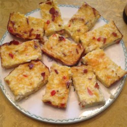Egg and Hash Brown Pie Recipe