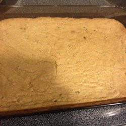 Bar Cookies from Cake Mix Recipe