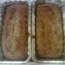 My First Banana Nut Spice Bread