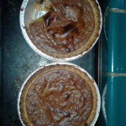 Sugarfree Pumpkin Pie Recipe