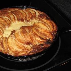 german apple pancake photos