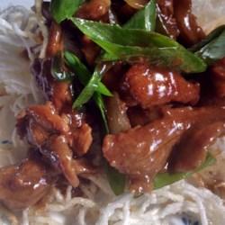 slow cooker mongolian beef printer friendly