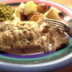 Greek-Style Mahi Mahi Recipe