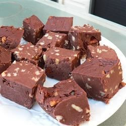 No-Cook Never-Fail Fudge