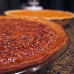 New Orleans Chocolate Bourbon Pecan Pie