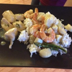 Mixed Seafood Curry Recipe