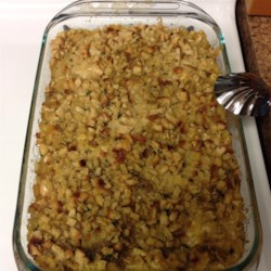 Quick and Easy Chicken and Stuffing Casserole Recipe