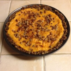 Paleo Persimmon Pie Recipe