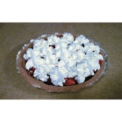 Fresh Fruit Salad Pie