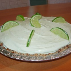 Cool Lime Pie Recipe