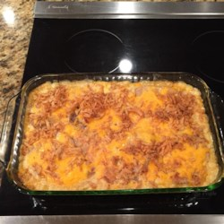 Pork Chop Potato Casserole Recipe