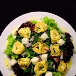 Ali's Greek Tortellini Salad Recipe