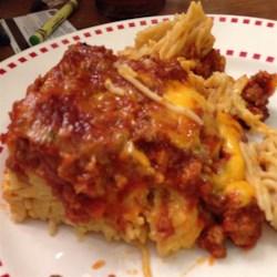 Patty's String Pie Recipe