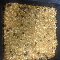 No Bake Granola Bars |