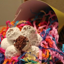 Easy Cheerio(R) Coconut Rum Balls Recipe