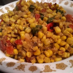 Curried Corn Recipe
