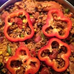 Peruvian Arroz con Pollo Recipe
