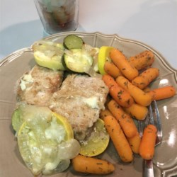 Squash and Pork Chops Recipe