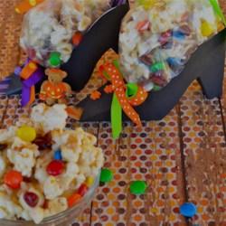 Delicious Popcorn Crunch Recipe