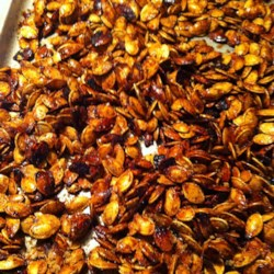 Cinnasweet Pumpkin Seeds Recipe