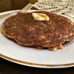 Oatmeal Raisin Cookie Pancakes Recipe - Allrecipes.com