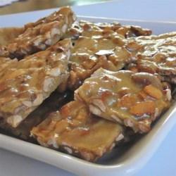 Shorecook's Cashew Brittle Recipe
