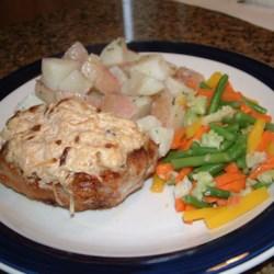 Paprika Pork Chop