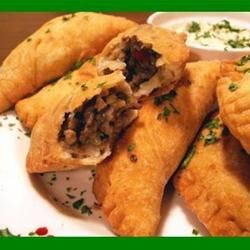 Natchitoches Meat Pies Recipe