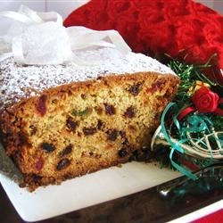 Christmas Cherry Cake Recipe