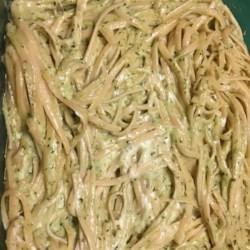 Pasta Poblano Recipe
