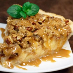Apple Streusel Pie Recipe