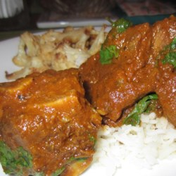 Black Pepper Goat Curry Recipe