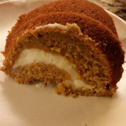 Gluten-Free Pumpkin Cream Cheese Cake Recipe