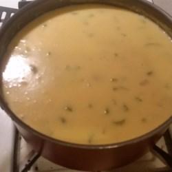 Cheesy Potato Soup II Recipe