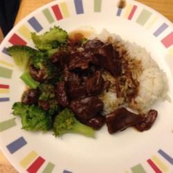Slow Cooker Broccoli Beef Recipe
