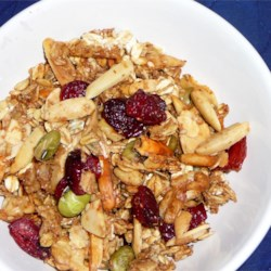 Mom's Best Granola Recipe