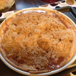 Blue Ribbon Apple Crumb Pie Recipe