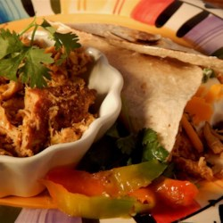 Charley's Slow Cooker Mexican-Style Pork Recipe