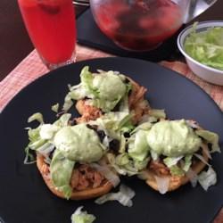 Easy Mexican Sopes Recipe