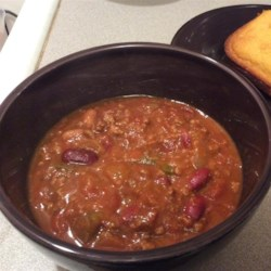 Chunky Pumpkin Chili Recipe