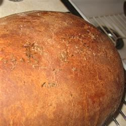 One Hundred Percent Rye Bread Recipe