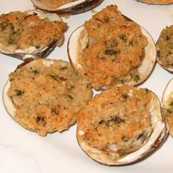 Lisa's Best Baked Clams Recipe
