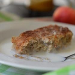 Becky's Baked Oatmeal Recipe
