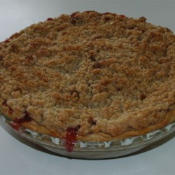 Crumb Topping Pie