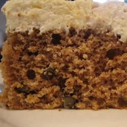 Never Fail Applesauce Spice Cake Recipe