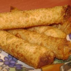 Fried Mozzarella Stick Wraps