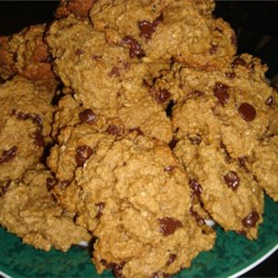 Oatmeal Chocolate Chip Cookies II Recipe