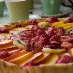 No Skill Fruit Tart Recipe